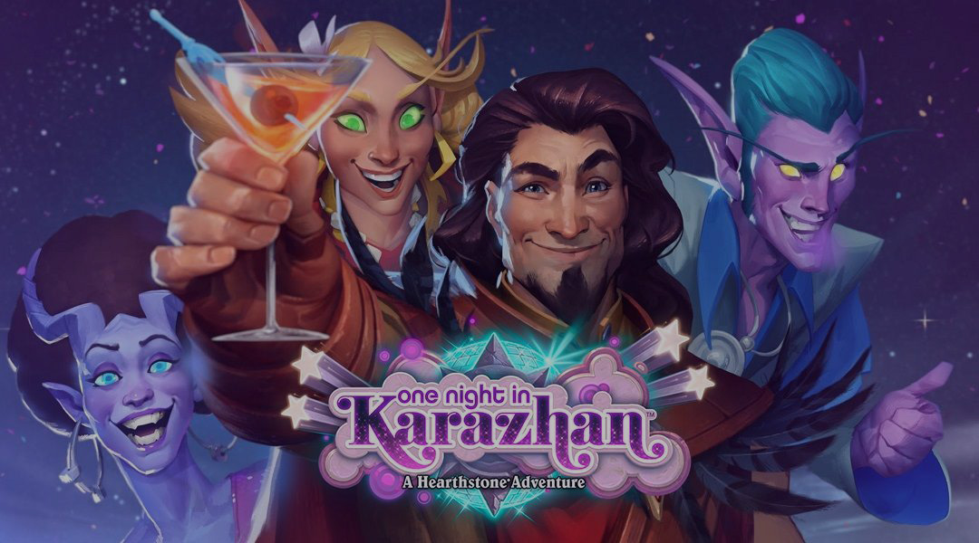 Hearthstone a night in Karazhan review