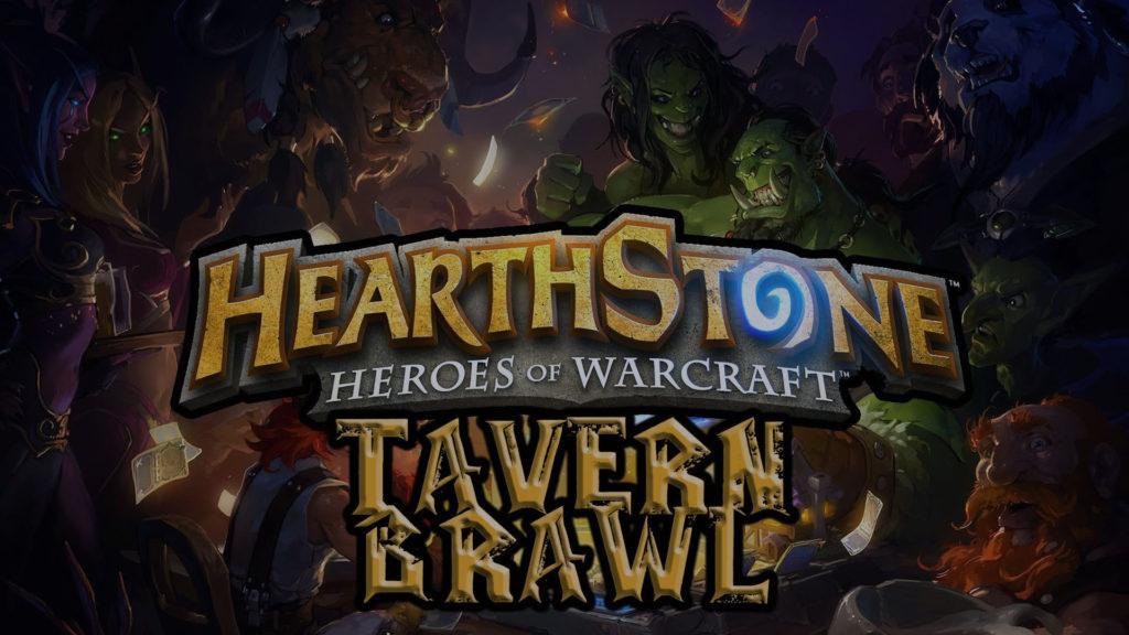 Hearthstone tavern brawl