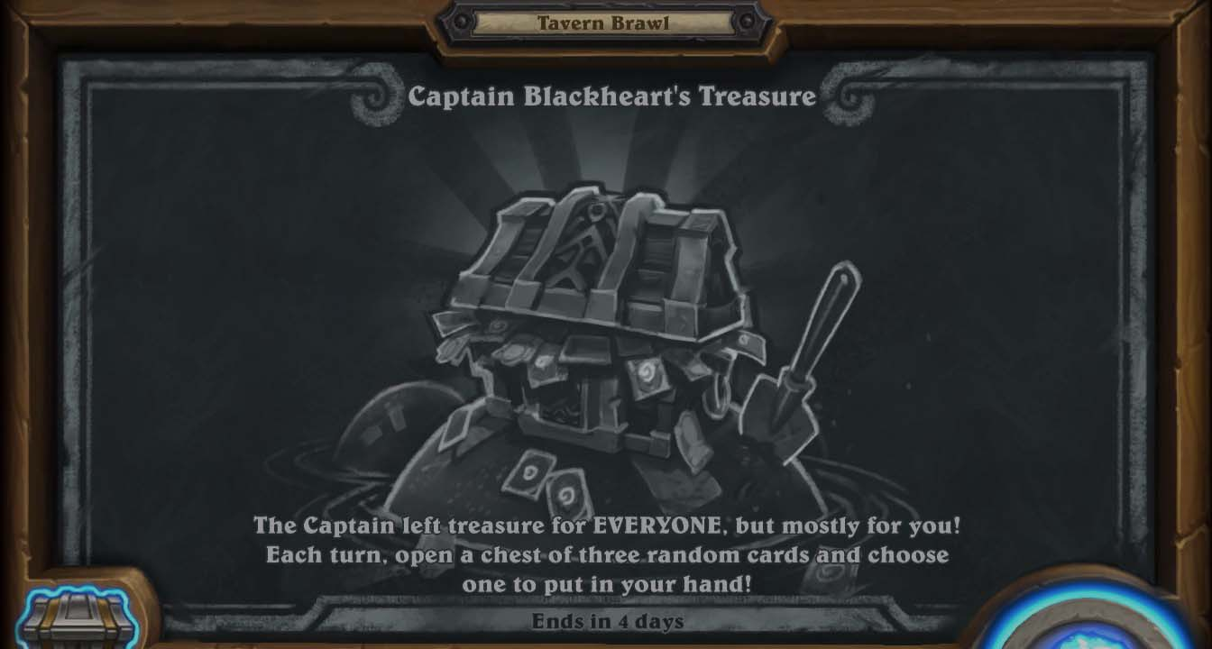 Captain Blackheart's Treasure