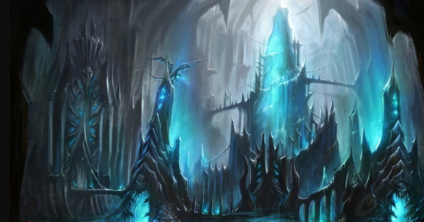 Knights of the Frozen throne addon hs